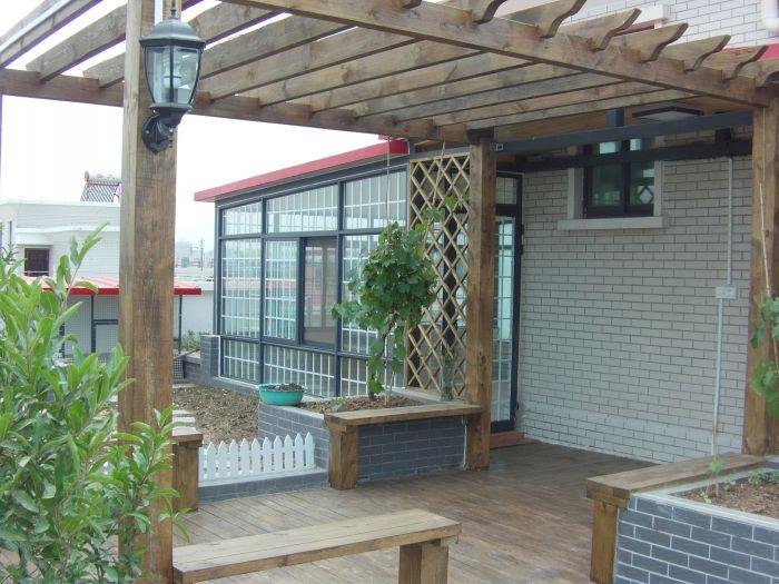 河南郑州专业别墅绿化阳光房 郑州专业屋顶绿化阳光房设计与施工 郑州