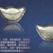 陕西纯银银元宝设计定制生产