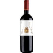 智利葡萄酒哈雷路亚经典赤霞珠干红批发