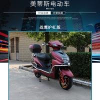 战鹰护杠豪华版 48V 60V72V成人电动车  外卖电动摩托车厂家批发