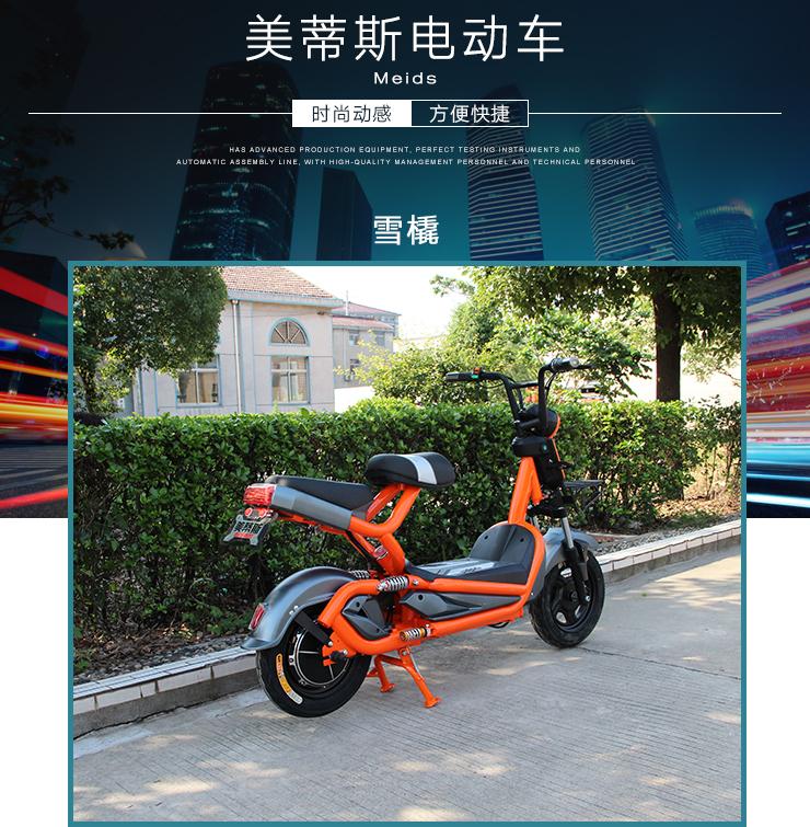 雪橇 雪橇电动车批发 奥斯电单车供应 简易款电动车厂家报价