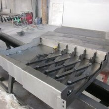 车床钢板伸缩式防尘罩,车床钢板伸缩式防尘罩厂家直销