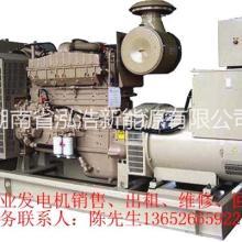 湖南400KW千瓦玉柴发电机组图片