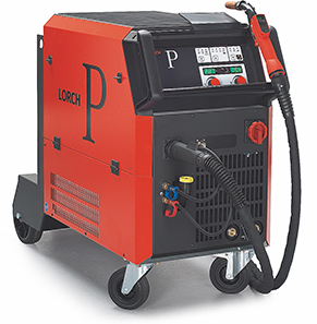 供应德国LORCH P4500 数字化逆变焊接系统