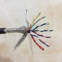柔性耐油电缆、14芯拖链电缆、机械手专用耐折电缆