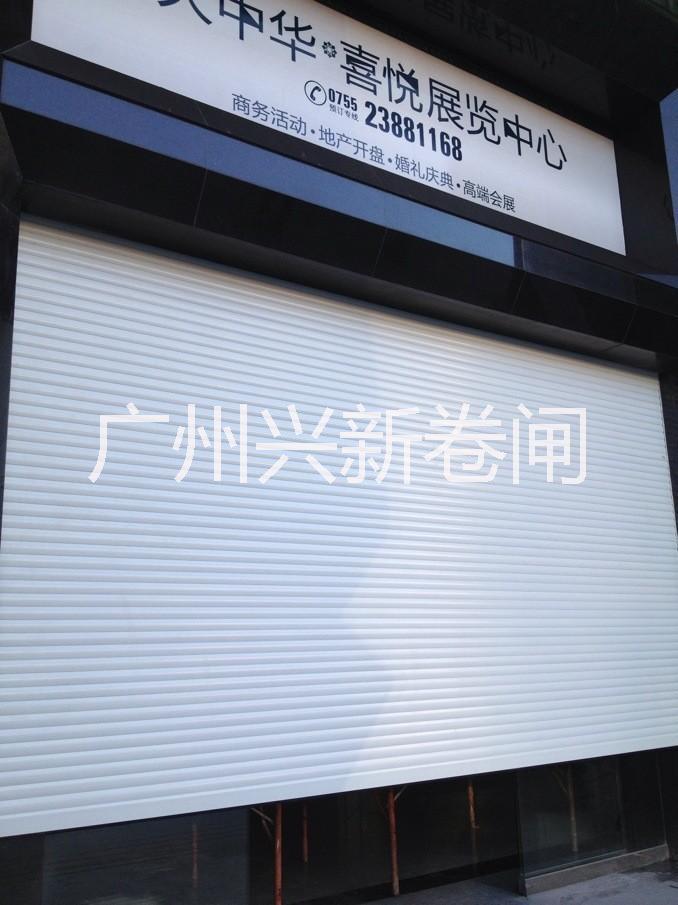 广州铝合金卷闸门 广州铝合金卷闸门安装 广州铝合金卷闸门价格