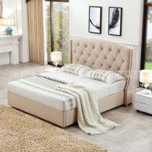 佛山软体床定做/佛山软体皮床生产厂家/家具沙发定做软体床定做批发