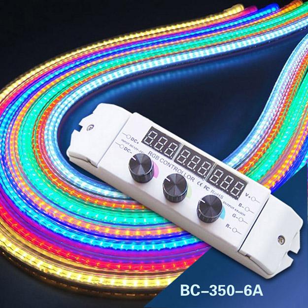 BC-350无线恒压LED控制器图片/BC-350无线恒压LED控制器样板图 (4)