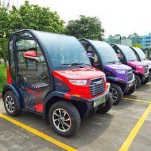 供应电动代速代步车低速家用电瓶车老人代步车时速20-40公里批发