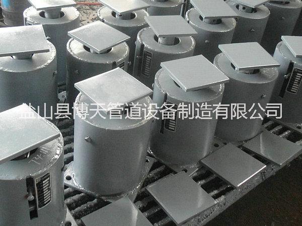 供应恒力弹簧支吊架保冷管托管夹