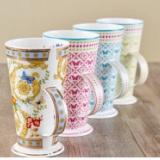 英式骨瓷咖啡杯陶瓷果汁杯