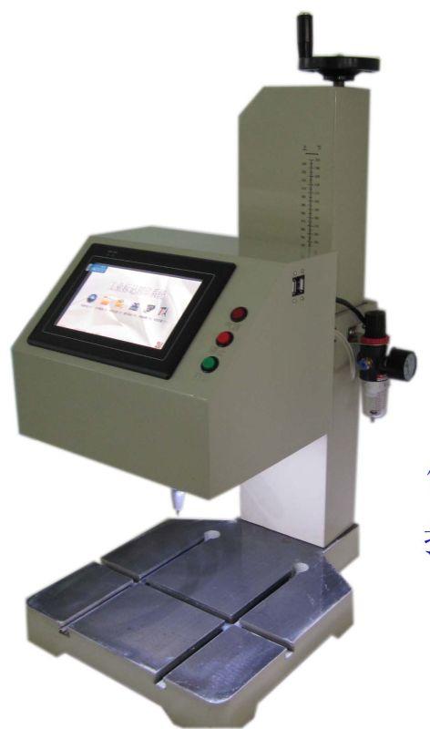 江苏无锡市法兰气动打标机 气动打标机生产厂家 现货供应打标机