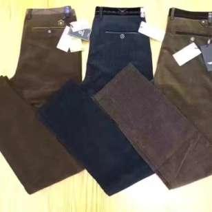 秋款男式休闲裤图片