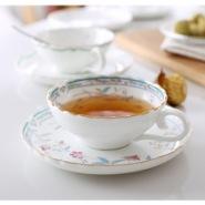 欧式正品骨瓷杯咖啡杯 花茶杯套装图片