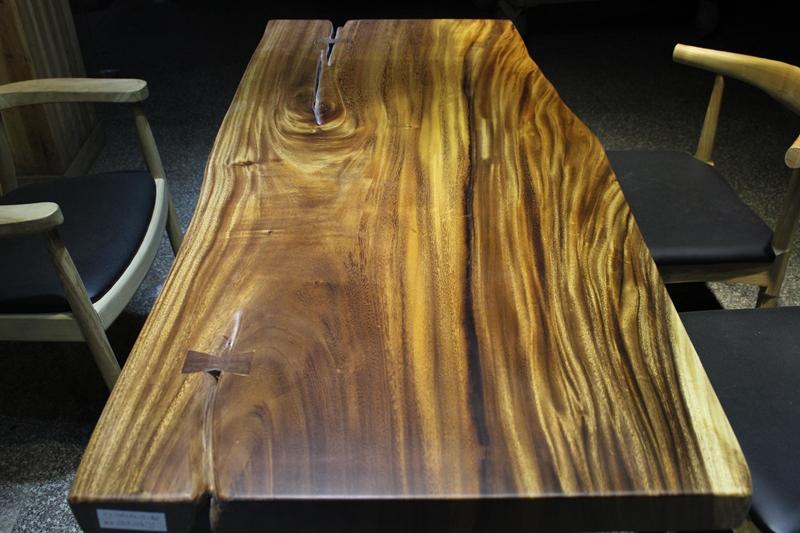 茶几全胡桃木家具全实木餐桌椅吃饭桌子现代中式餐桌