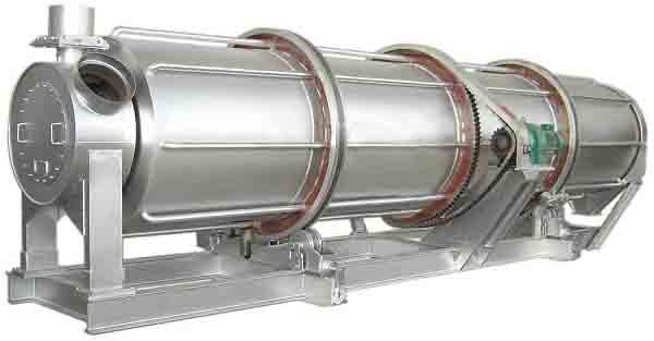 垃圾热解物碳粉螺旋输送机