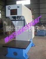 100t单柱液压机  100吨单柱液压机  单柱校直液压机  专业厂家供应 滕州万合