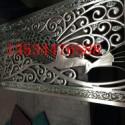 南昌市铝板雕刻屏风简约艺术屏风高图片