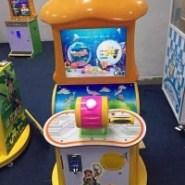 郑州游乐园广场游戏机图片