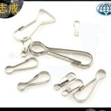 厂家批发 不锈钢饰品配件 装饰挂件 朱胆扣 规格可定制 质量高档
