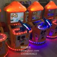 儿童游乐园室内外游乐园游戏机生产销售