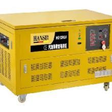 12KW箱式移动汽油发电机组