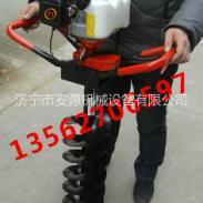拖拉机挖坑机 适合各种土地挖树机图片