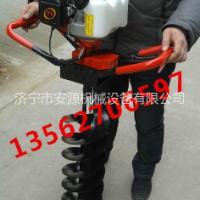拖拉机挖坑机适合各种土地挖树机