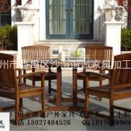 房地产休闲桌椅图片