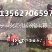 油锯 质量保证伐木机大马力油锯图片