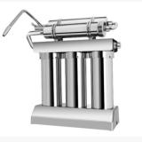 溢思源豪华高磁小分子净水直饮机4/5级精滤进口滤芯无电净水一键排污