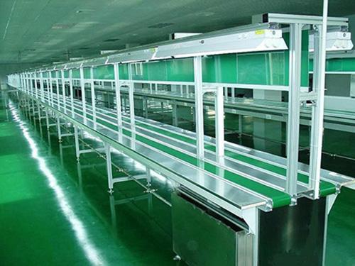 双皮带流水线  生产流水线供应商 热销产品  生产流水线