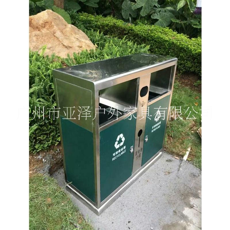 脚踏式不锈钢垃圾桶是由外筒_手工小制作