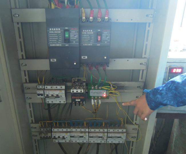 三相固态继电器图片/三相固态继电器样板图 (2)