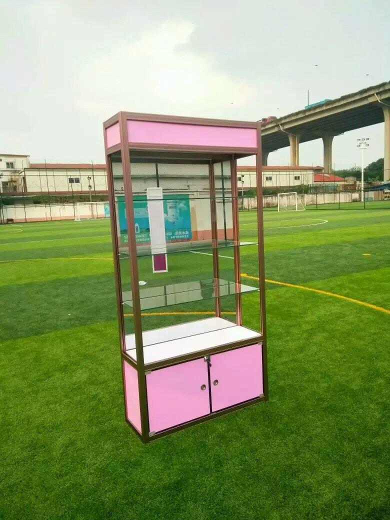 广东精品展示架 组合式精品展示架 折叠式精品展示架