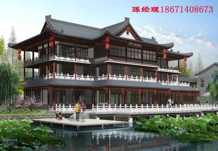 武汉市古建筑厂家图片
