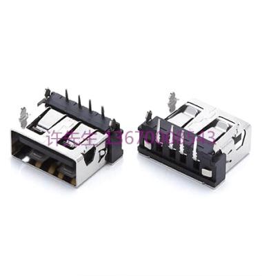 USB A型母座图片/USB A型母座样板图 (1)