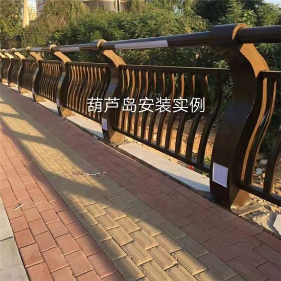 【20年免维护】不锈钢复合管护栏 公路桥梁景观护栏厂家直销
