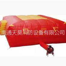 消防救生气垫气压式,高空坠落防摔气垫,天昊消防安全救生用品批发批发