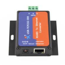 RS485转以太网串口服务器TCP/IP联网通讯设备单串口服务器RS485单串口服务器RS485转RJ45批发
