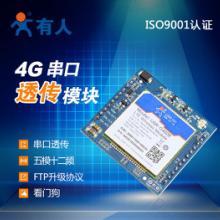 有人串口转4G模块_4G透明传输模块三网全网通USR-LTE-7S4串口转4G模块_4G透明传输模块批发