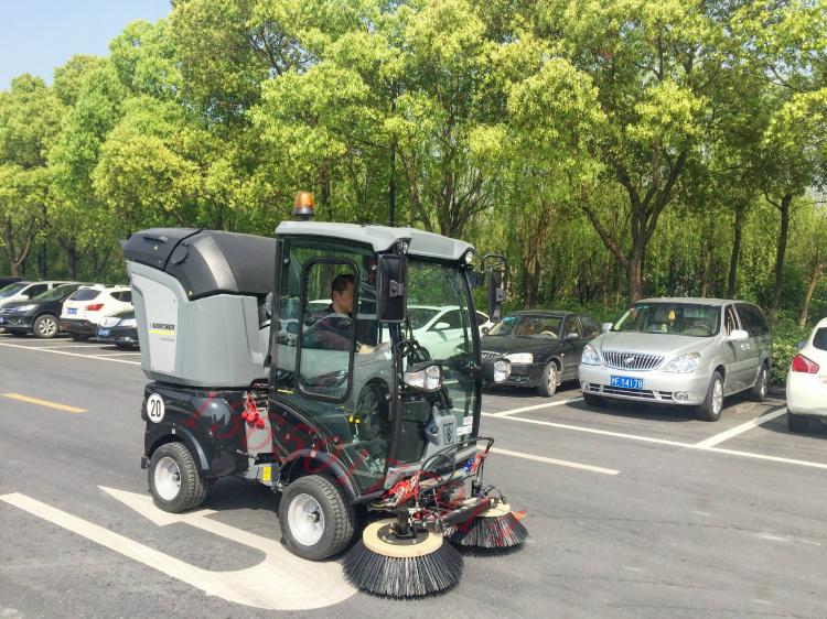 德国凯驰座驾式扫地机 德国凯驰驾驶式扫地机