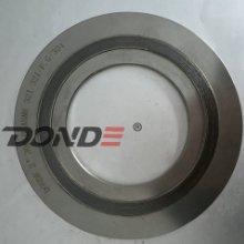厂家专业定制316L/347/316Ti/321等不锈钢基本型金属缠绕垫片批发