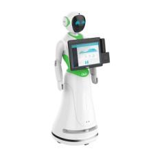 智能公共服务机器人打票排队导购机智能服务机器人批发