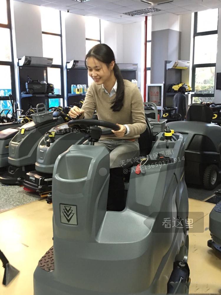 德国凯驰B90驾驶式扫地机,广东德国进口座驾式扫地车