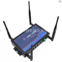 3G/4G工業級無線路由器VPN移動聯通電信三網4G路由器USR-G800圖片