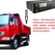 泥头车北斗/GPS管理车载终端图片
