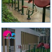 重庆大渡口户外休闲健身器材