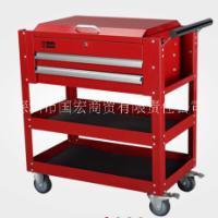 防滑带刹车工具柜移动式工具箱