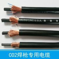 CO2焊枪专用电缆 焊枪专用电缆 电焊专用电缆 气保焊枪电缆 CO2焊枪电缆